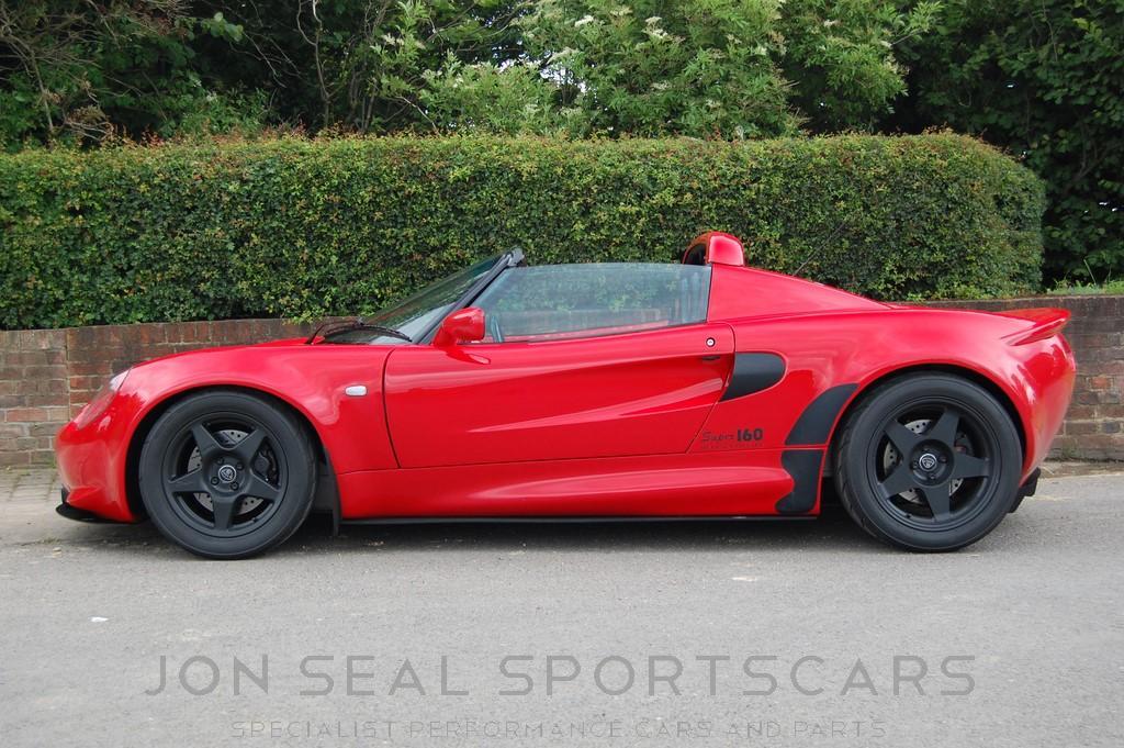 Jon Seal Sportscars » Lotus Elise 1997